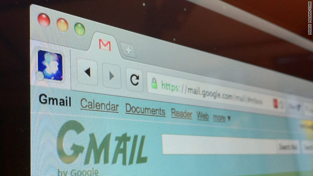 Unlike most other web-based e-mail services, Gmail uses a high-security protocol at all times.