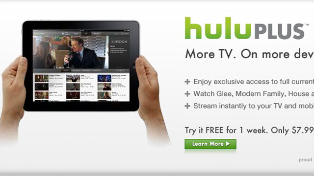 Originally, Hulu Plus cost $9.99; current subscribers who joined during the preview period will receive a credit for the difference.