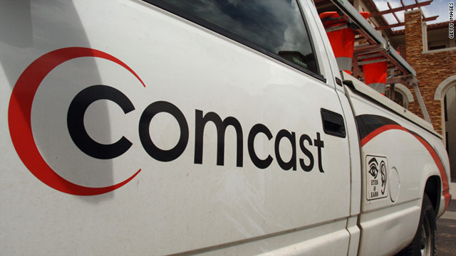 A fight between Comcast and a provider for Netflix is viewed by some as a net-neutrality showdown.