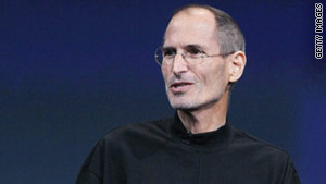 Apple CEO Steve Jobs may not be in a hurry to pick up his $37.91 in unclaimed property.