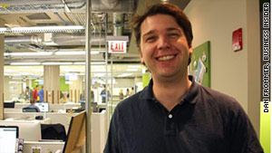 """I'm not sure this is a tech company that gets built in San Francisco or Palo Alto,""  says Groupon CEO Andrew Mason."