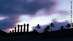 10 reasons to go to Easter Island 