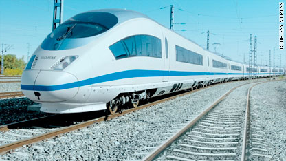 U.S. bullet trains coming soon?