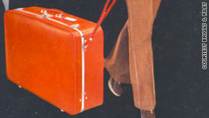 Happy anniversary, wheeled luggage!