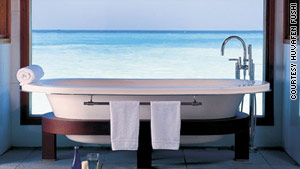 Five unforgettable hotel bathtubs