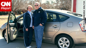 iReport: Prius owners' harrowing tales