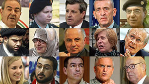 Iraq newsmakers: Where are they now?