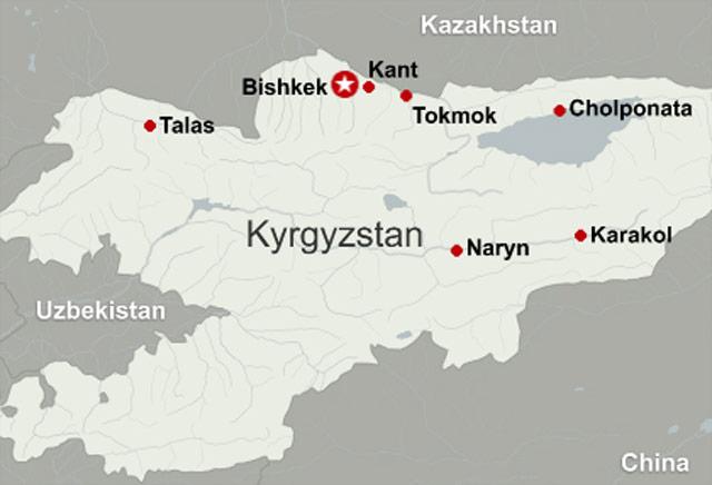 Kyrgyz president says he wont resign cnn unrest in kyrgyzstan publicscrutiny Gallery