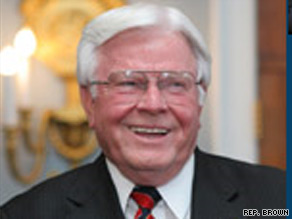 South Carolina Rep. Henry Brown, a five-term Republican, is set to announce his retirement Monday, two sources tell CNN.