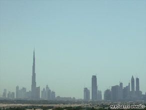 The Burj Dubai, the world's tallest building, is opening for business this week.