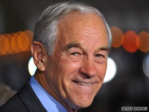 Ron Paul is among a number of possible 2012 presidential contenders that will be attending this year's Southern Republican Leadership Conference.