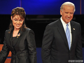McCain aides feared Palin&#039;s debate performance could prove disastrous.