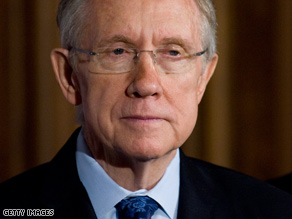Reid apologized Saturday for remarks he made about then-candidate Barack Obama.