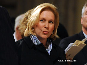 Poll: Gillibrand leads Ford Jr. in primary matchup.