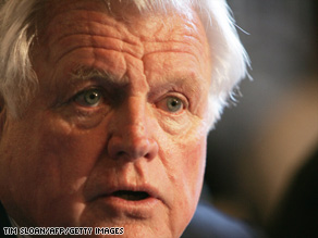 Sen. Ted Kennedy (D-Mass.) lost his battle with cancer last year.