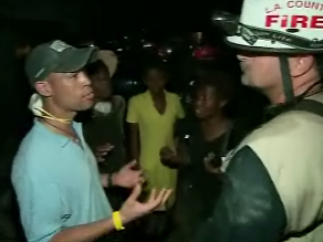 AMANPOUR. 's Vladimir Duthiers is in Haiti helping report and translate for Anderson Cooper