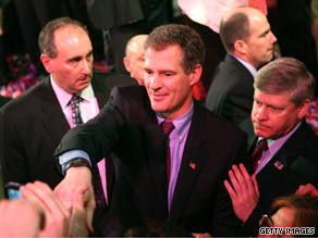 Sen. Scott Brown, R-Massachusetts, voted Wednesday for the Senate jobs bill.