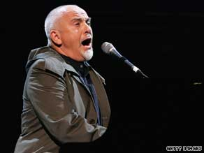 Peter Gabriel is releasing a new solo album titled, Scratch my Back.