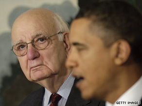 President Obama announced the &#039;Volcker rule&#039; Thursday.  The proposal is named after Paul Volcker, an Obama economic adviser who is also a former Federal Reserve chief.