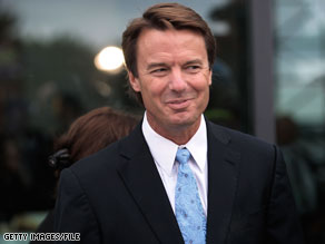It's been reported that former presidential candidate John Edwards is in Haiti.
