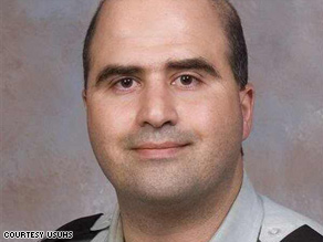 Major Nidal Hasan