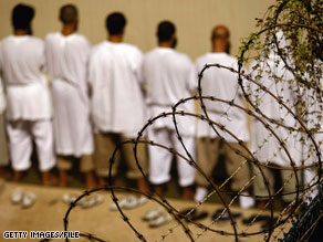 Attitudes about the U.S. detention facility at Guantanamo Bay in Cuba have changed dramatically since President Barack Obama took office.