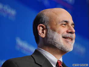 President Barack Obama called an unknown number of senators Saturday to 'check in' on Federal Reserve Chairman Ben Bernanke's confirmation for a second term.