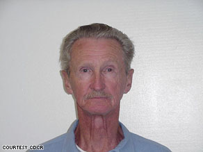 Gregory Powell, 75, will face a California state parole board tomorrow morning.