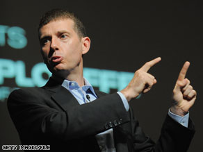 David Plouffe will headline a rally and fundraiser in New Hampshire on Friday for Democratic Senate candidate Paul Hodes.