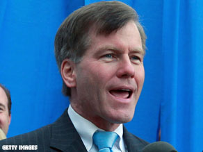 Virginia Gov. Robert McDonnell will deliver the Republican response Wednesday night to President Obama's first State of the Union address.