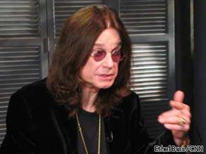 Ozzy Osbourne sits down with CNN's John Roberts almost 25 years to the day since their first interview.