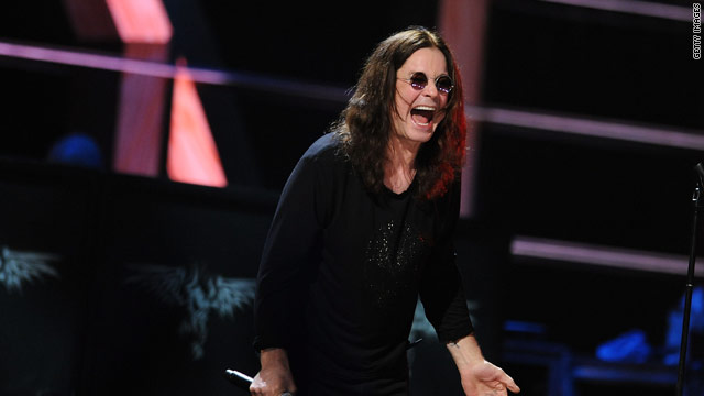 Ozzy Osbourne: I'm on borrowed time