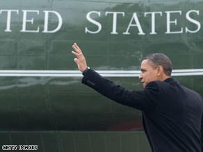 President Obama travels to New Hampshire Tuesday.