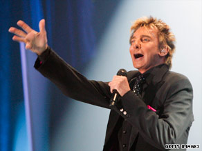 Barry Manilow has entertained audiences for decades.