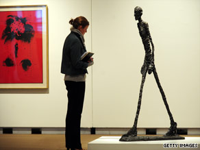Is this sculpture worth $104 million?.