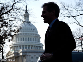 Sen.-elect Scott Brown will be sworn in Thursday in Washington.