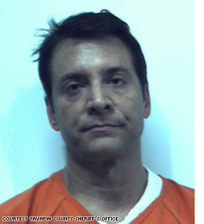 James Arthur Ray was arrested on Wednesday on manslaughter charges.