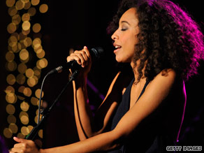Corinne Bailey Rae has just released a new album.