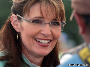 'I won't close the door that perhaps could be open for me in the future,' former Alaska Gov. Sarah Palin said in an interview that aired Sunday.