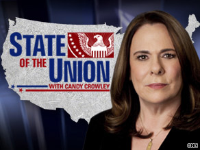 In her Crib Sheet, Candy Crowley wraps the news from Sunday&#039;s political talk shows.