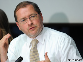 Norquist endorsed John McCain's reelection bid Tuesday.