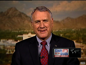 On two key Democratic legislative agenda items, Sen. Jon Kyl suggested Sunday that Senate Republicans may not support measures backed by leading Democrats on Capitol Hill.