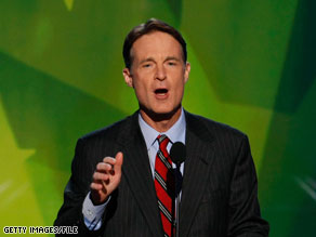 Sen. Evan Bayh will not seek a third term, giving Republicans a prime pick-up opportunity in Indiana.