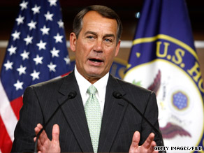 House Minority Leader John Boehner will pledge Thursday that a Republican led Congress would not only function differently from the current Democratic majority with him as the Speaker, but it would be more open than previous Republican run Congresses.