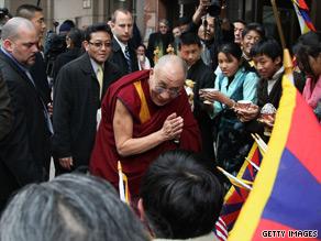 President Obama will meet the Dalai Lama in Washington D.C.