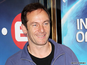 Jason Isaacs plays Lucius Malfoy in Harry Potter series.