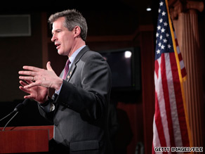 Sen. Scott Brown was named to three Senate committees on Tuesday.