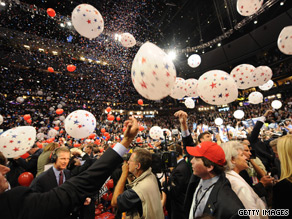 The GOP has set a date for their 2012 National Convention.