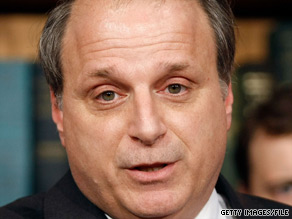 Rep. Eric Massa announced Wednesday that he will not seek a second term.