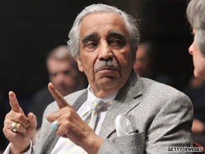 Rangel announced Wednesday that he intends to temporarily step aside as chairman of the House Ways and Means Committee.
